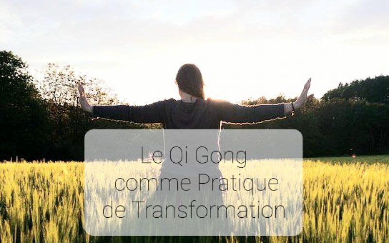 LE QI GONG COMME PRATIQUE DE TRANSFORMATIONPROCHAINEMENT